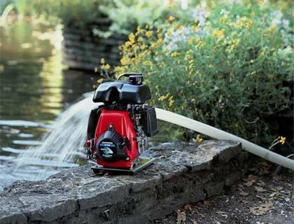 мотопомпа для полива огорода